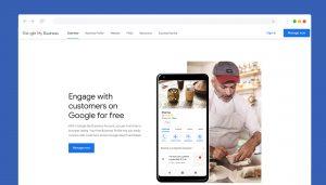 Google My Business LD2